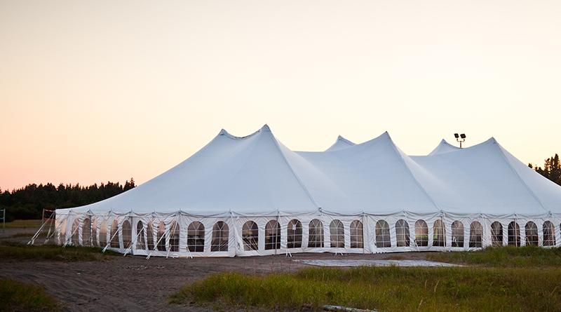 pawilon - namiot na eventy