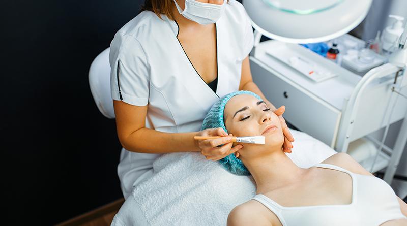 pielęgnacja skóry u specjalisty